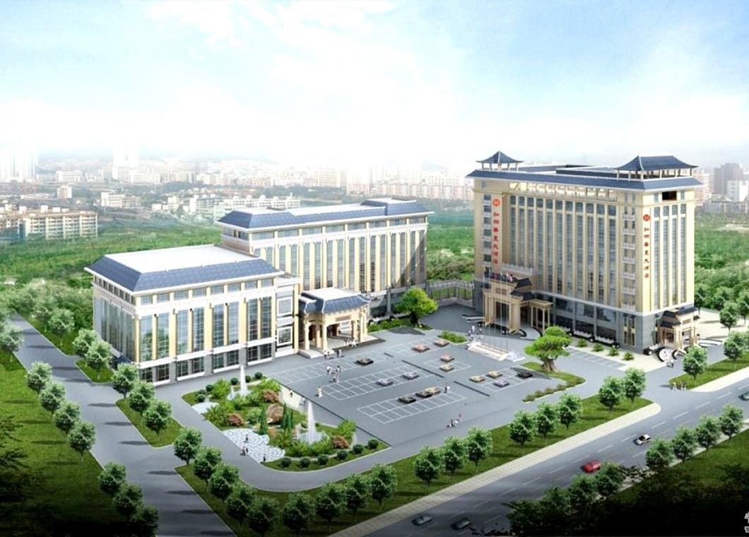 郑州弘润华夏大酒店项目